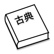 古典単語アプリのアイコン